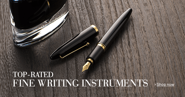 Top-Rated Fine Writing Instruments