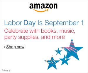 Amazon Labor Day savings