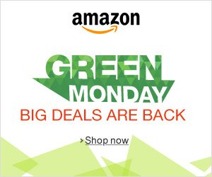 Amazon.com green monday big deals