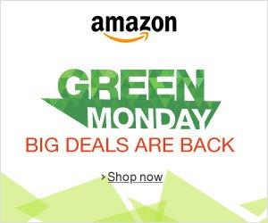 Amazon.com green monday big deals