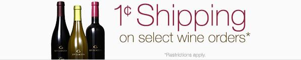 1¢ Shipping