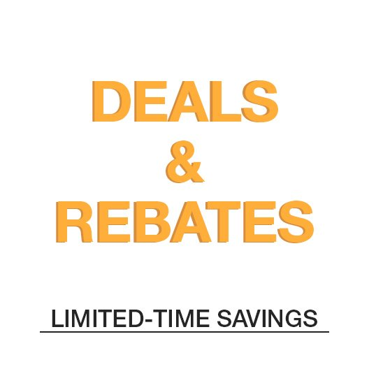 Deals & Rebates