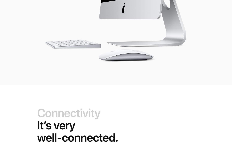 New Apple iMac (27-inch Retina 5k display, 3.1GHz 6-core 8th-generation Intel Core i5 processor, 1TB)