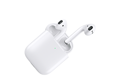 online store b896e 86a98 Apple AirPods with Charging Case (Previous Model)