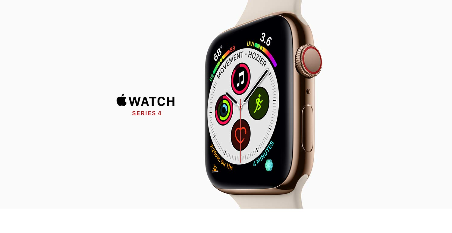 e70b82335 Amazon.com  Apple Watch Series 4 (GPS + Cellular