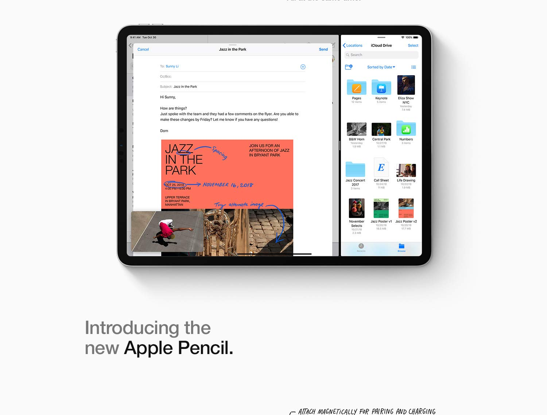 Apple iPad Pro (12 9-inch, Wi-Fi, 1TB) - Space Gray (Latest Model)