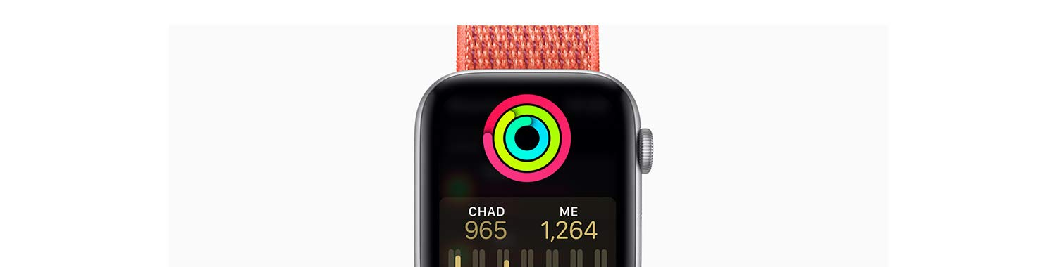 Apple Watch Series 4 with GPS 40mm Space Gray - A great smart fitness tracking device to boost your weight loss