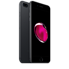 Amazon Com Apple Iphone 7 Plus 32gb Black Locked To Simple