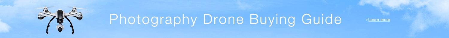 Photography Drone Buying Guide
