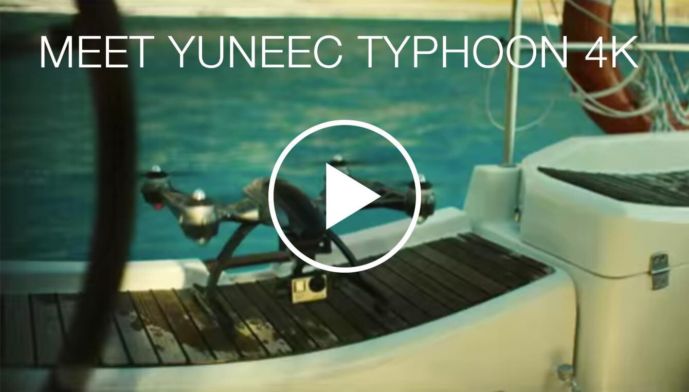 Meet Yuneec Typhoon 4K