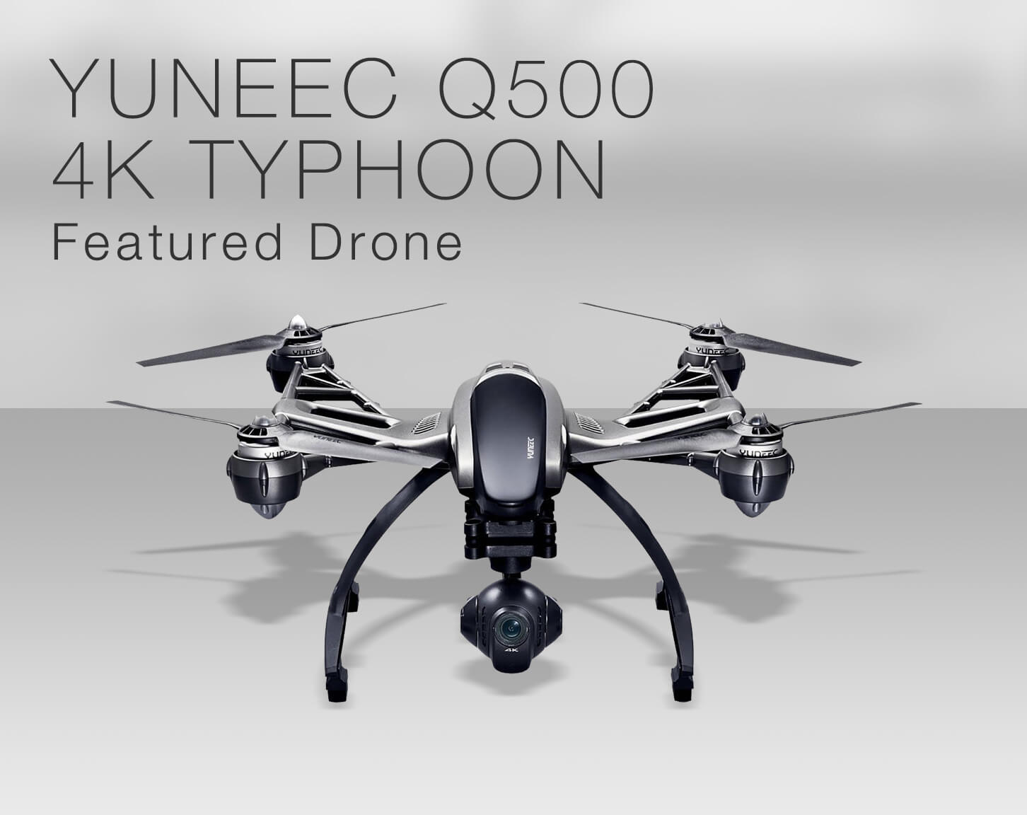 Yuneec Q500 4K Typhoon