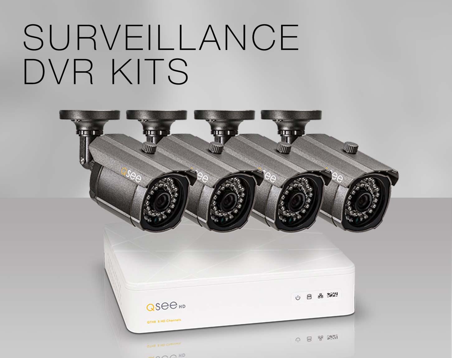 Surveillance DVR Kits
