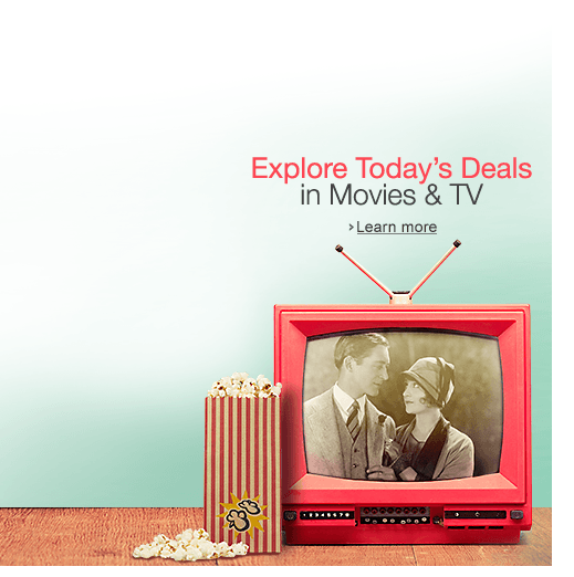 Explore Today's Deals in Movies & TV