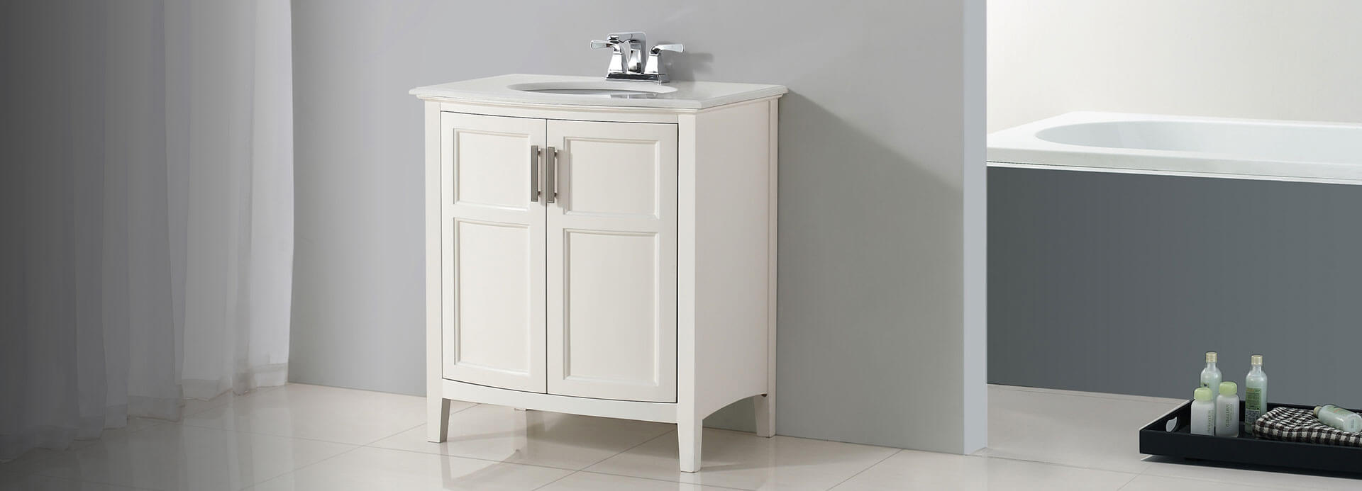 Bathroom furniture - Picture of bathroom ...