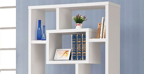 Bookcases on Amazon