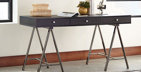 Office Desks on Amazon. Home Office Furniture   Amazon com