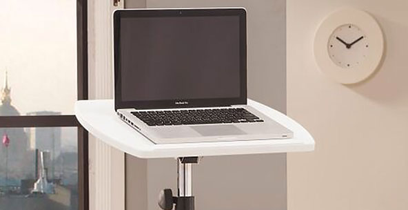 Laptop Stands on Amazon. Home Office Furniture   Amazon com
