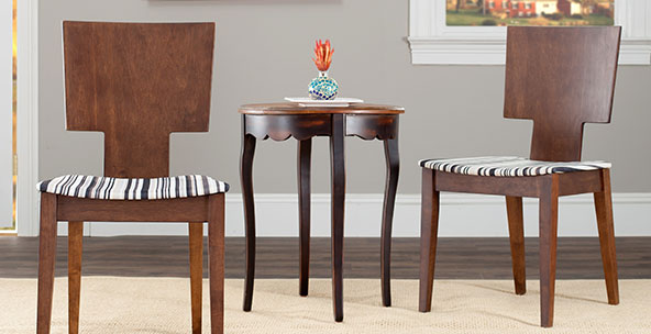 Kitchen Dining Room Furniture Amazoncom - Kitchen table and chairs with wheels