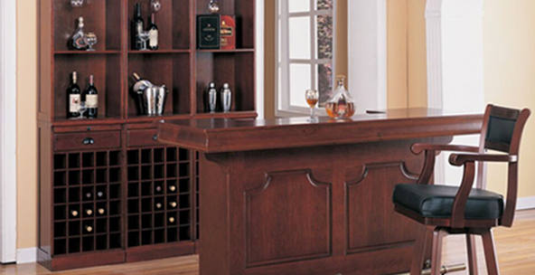 Bar   Wine Cabinets on Amazon. Home Bar Furniture   Amazon com