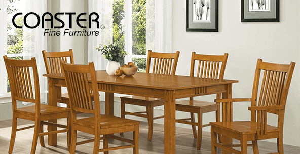 coaster furniture - Dining Room Set On Sale