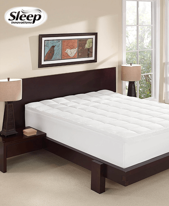 Shop All Sleep Innovations. Amazon com   Mattresses   Box Springs