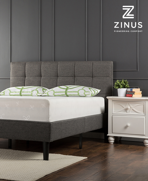 Zinus. Bedroom Furniture   Amazon com