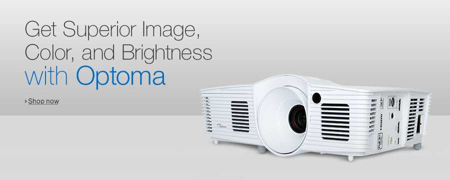 Optoma Home Theater Projectors