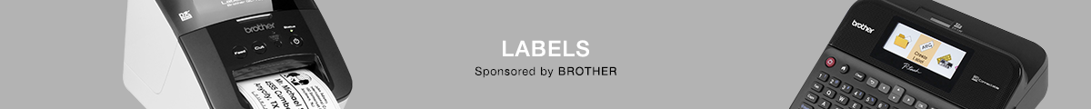 Labels: Sponsored by Brother