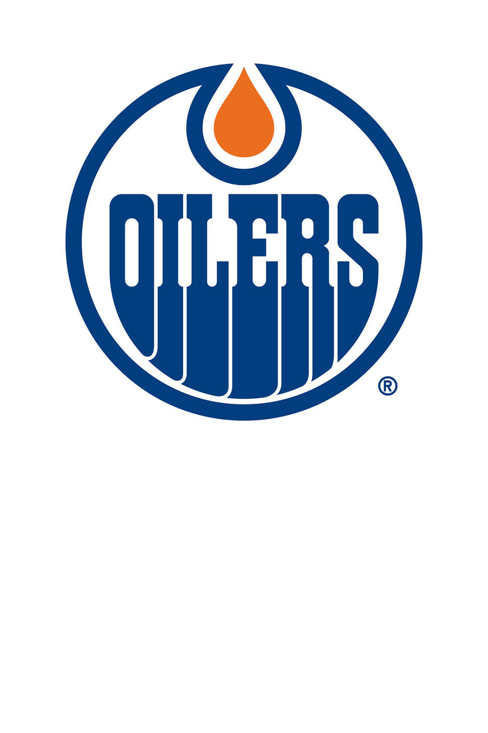 how to draw a oilers symbol