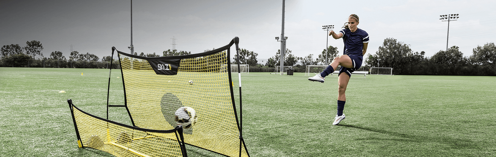 soccer shooting machine