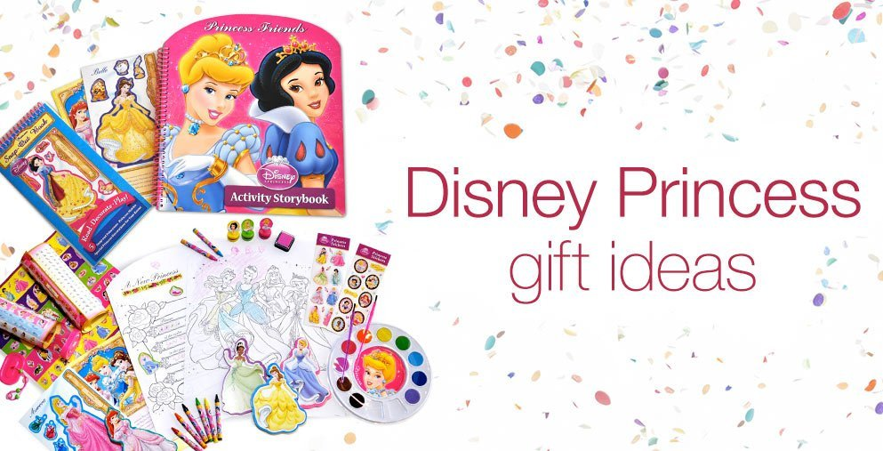 Disney Princess Gift Ideas