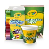 50% off Select Crayola Products