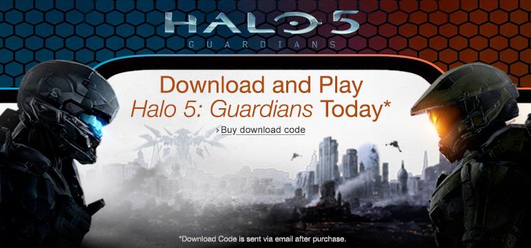 Download Halo 5 Digital