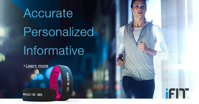 iFIT : Accurate | Personalized | Informative