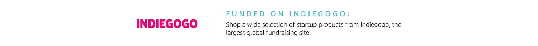 Funded on Indiegogo