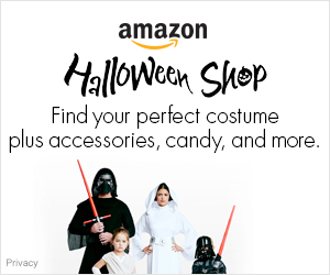 Amazon Halloween Deals and Coupons 2016