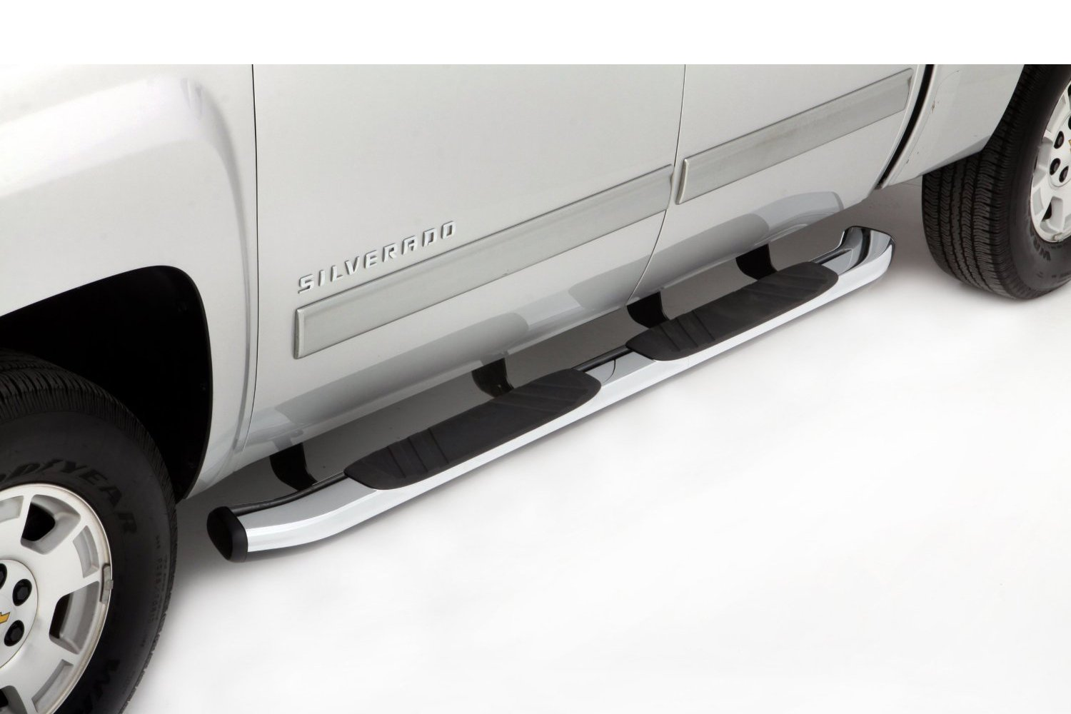 Running Boards & Steps