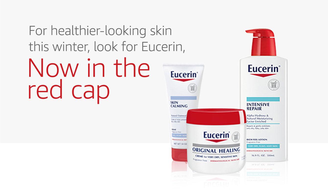 Eucerin Winter Skin Care