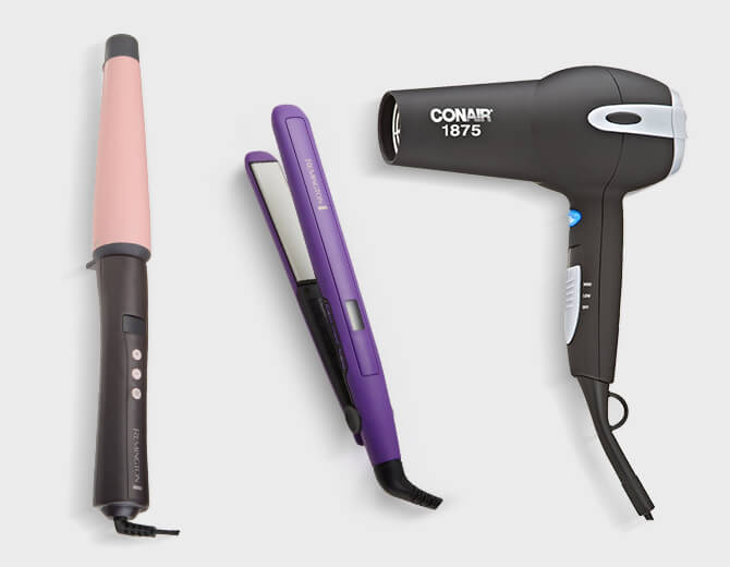 pictures of hair styling tools hair care 9024