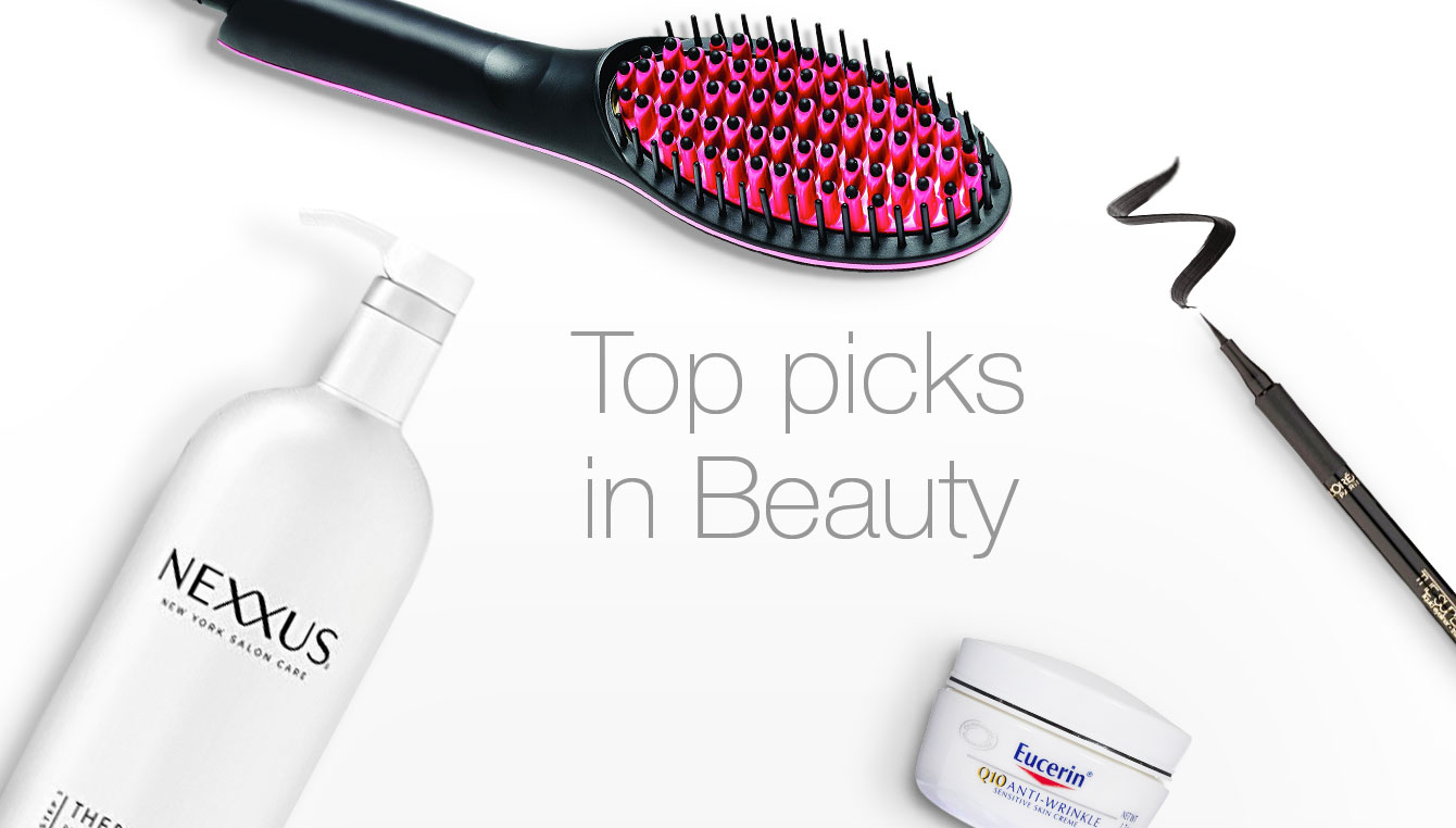 Top Picks in Beauty
