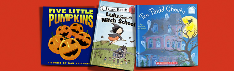 Halloween Beginning Readers