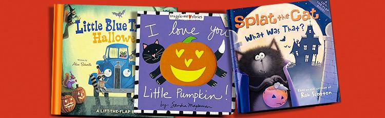 Halloween Pop Up Books