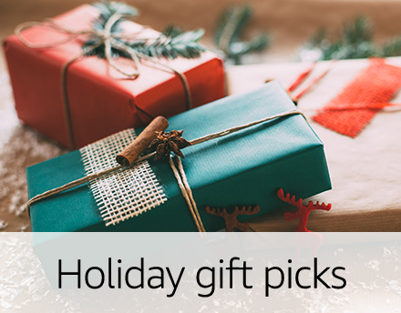 Holiday gift picks