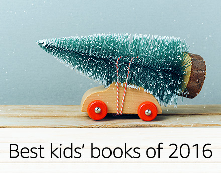 Best kids' books of 2016