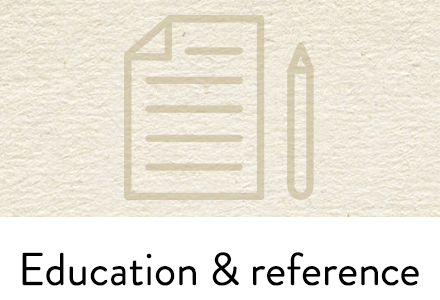 Education & reference