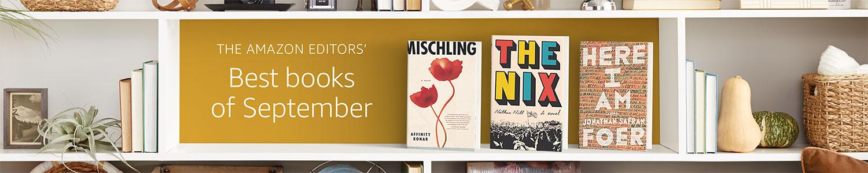 Best books of September