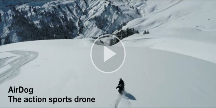 AirDog - The Action Sports Drone