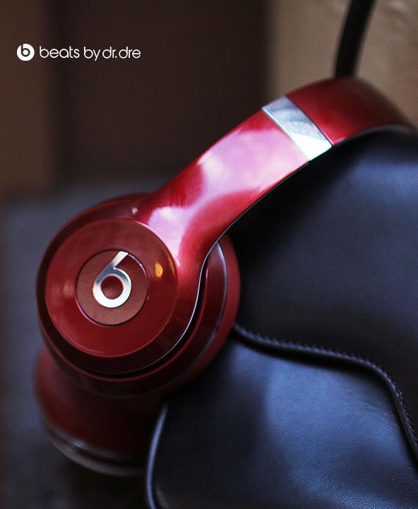 Beats Solo2 Luxe Headphones