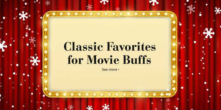 Classic Favorites for Movie Buffs