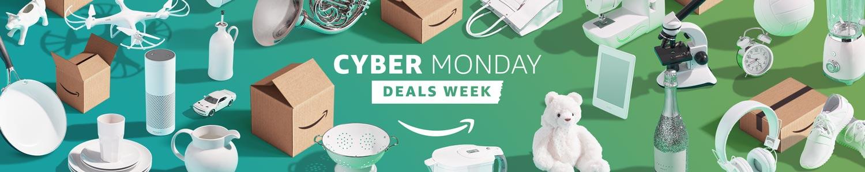 Amazon Cyber Monday 2016